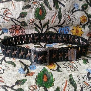 BKE Leather Belt (S)